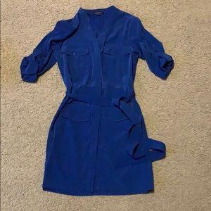 Express Portofino Shirt Dress